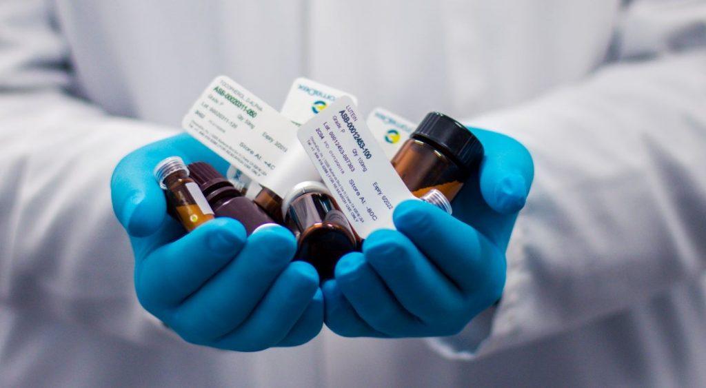 Lab Technicians perform STI Screening Tests