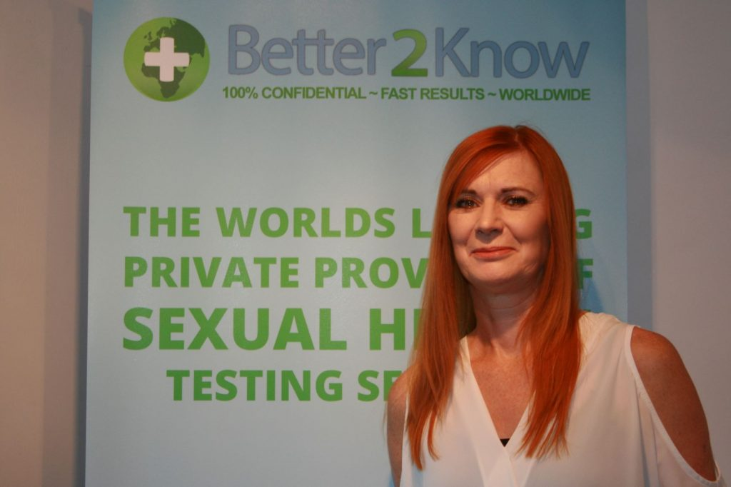 Amanda Haines at Better2Know
