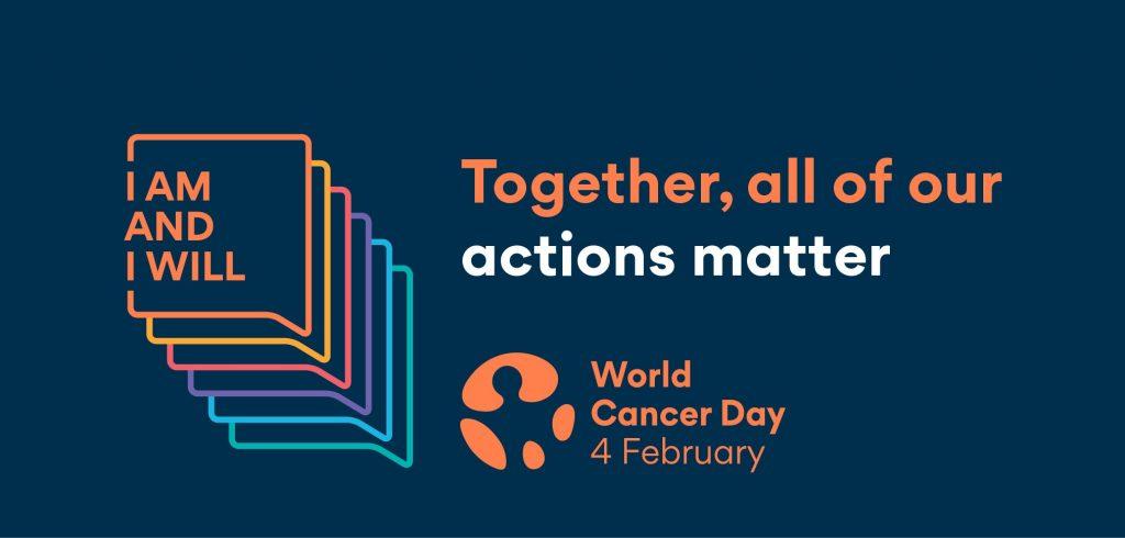World Cancer Day image.