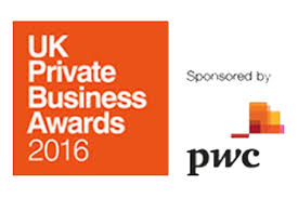 PWC Business of the Year Award